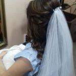 весільна зачіска Київ